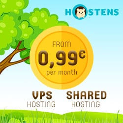 Hostens | A home for your website